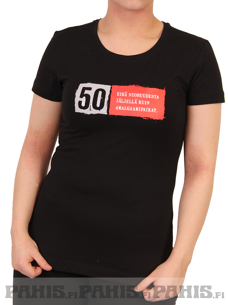 Naisten huumori T-paidat ab8935b76d