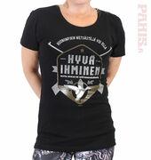 Metsästäjä - Lady Fit T-paita 9d13ecf56e